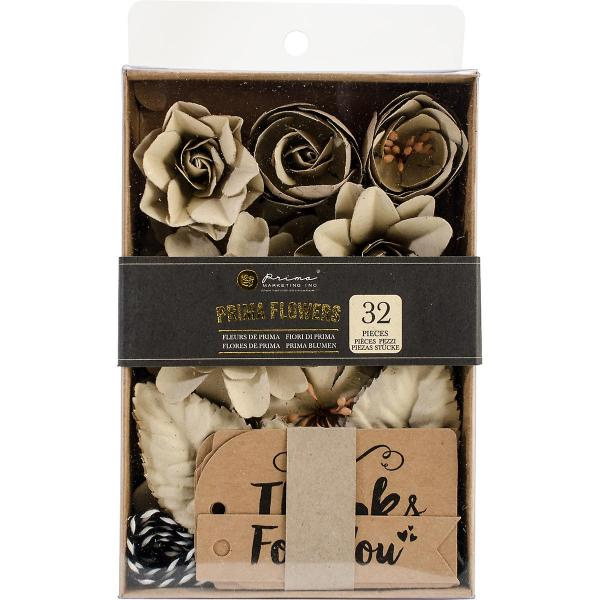 Prima Marketing Prima Flowers 32pcs