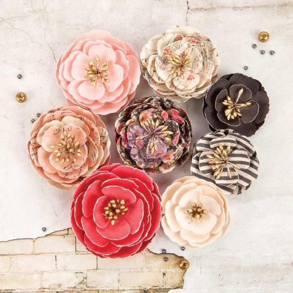 Prima Marketing Rossibelle Flowers - Beltain