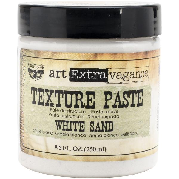 Prima Marketing Art Extravagance Texture Paste White Sand