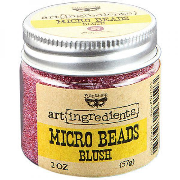 Prima Marketing Art Ingredients Micro Beads - Blush