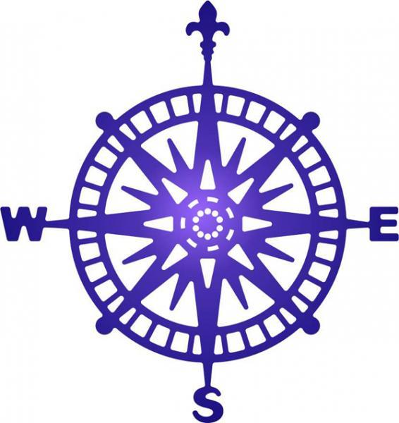 Cheery Lynn Designs Dies - Ship's Compass