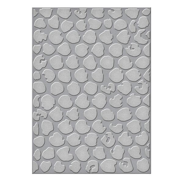 Tekstuurplaat Spellbinders Fine Detailed Bubble Wrap