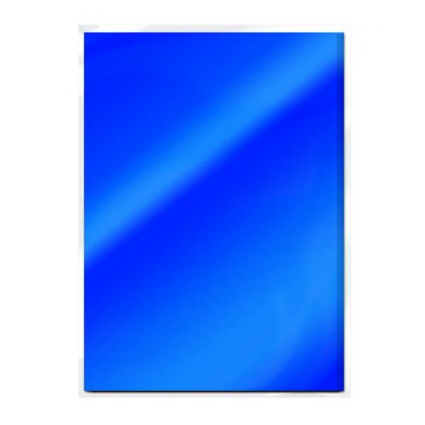 Tonic Studio Craft Perfect Imperial Blue - High Gloss - Mirror Card A4 250g 5sheets
