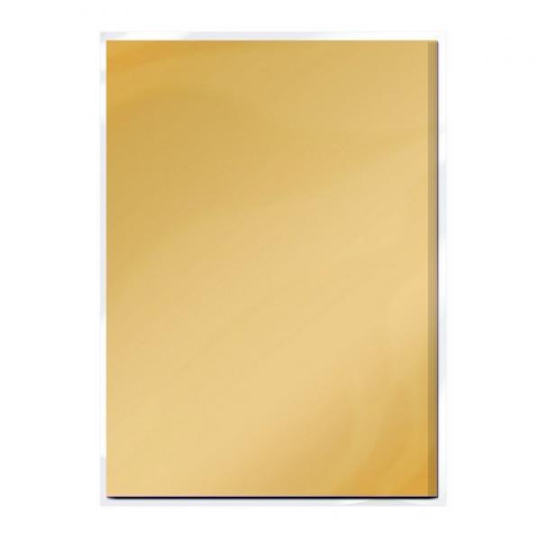 Tonic Studio Craft Perfect  Honey Gold Satin Effect A4 250g 5sheets