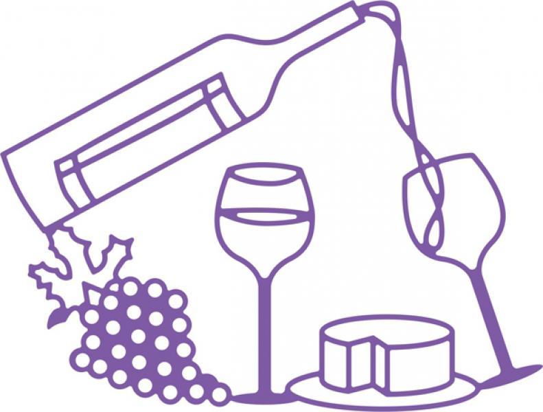 Cheery Lynn Designs Dies - Wine & Cheese Party