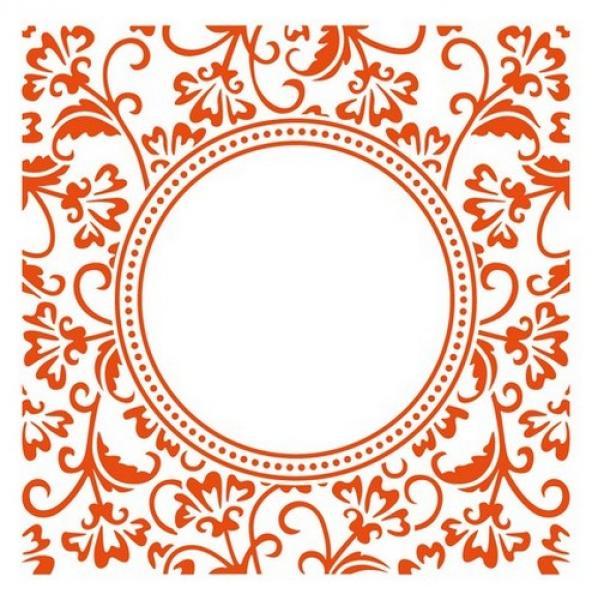 Tekstuurplaat Marianne Design Anja's circle