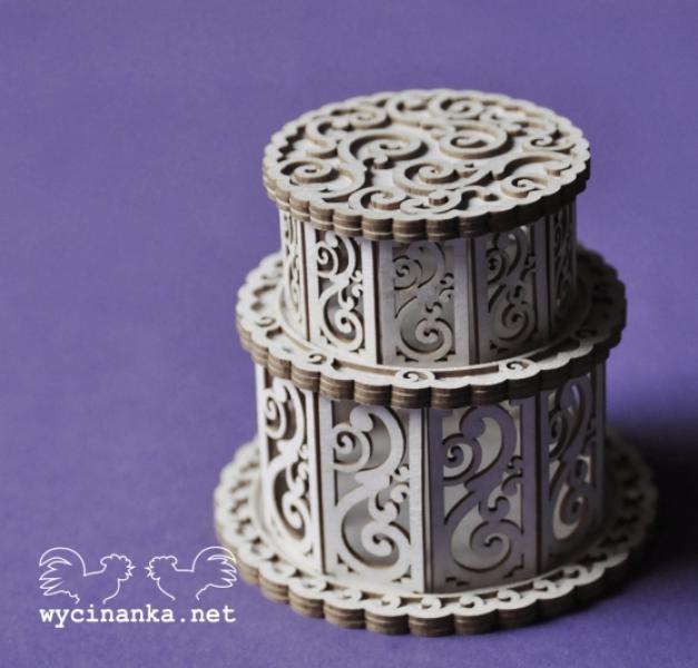 Chipboard - 3D tort