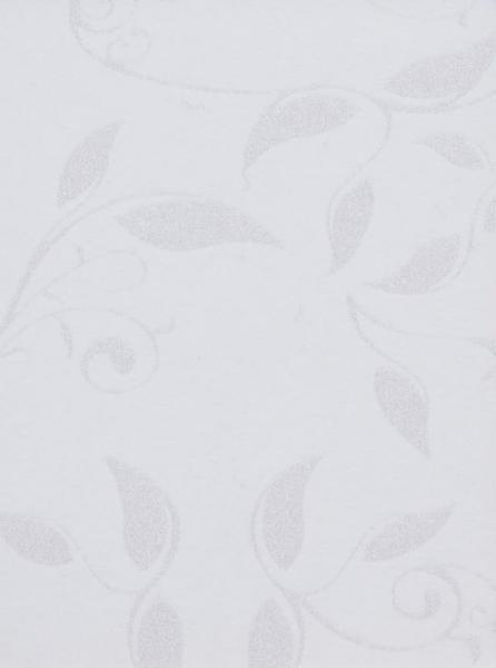 Dekoratiiv paber Galeria Papieru A4 100g Liane White 1leht