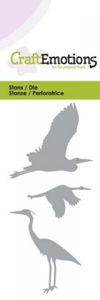 Lõiketera CraftEmotions Die - waterfowl