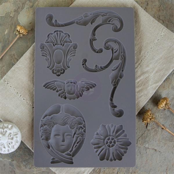 Prima Marketing IOD Vintage Art Decor Moulds Baroque 1