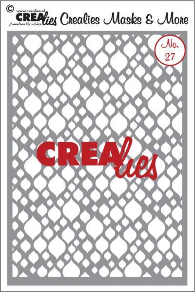 Crealies Masks & More no. CLMM27