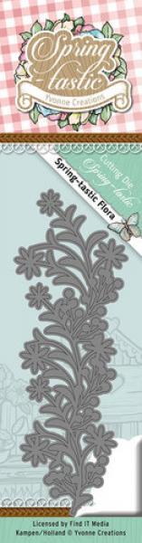 Lõiketera Yvonne Creations Spring Tastic Flora