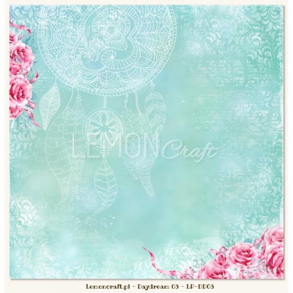 Disainpaber 30x30 LemonCraft Daydream 03