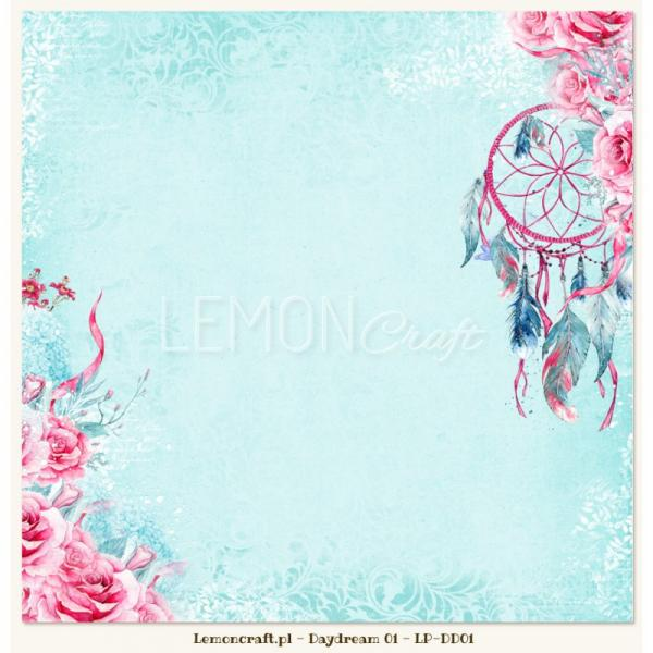 Disainpaber 30x30 LemonCraft Daydream 01