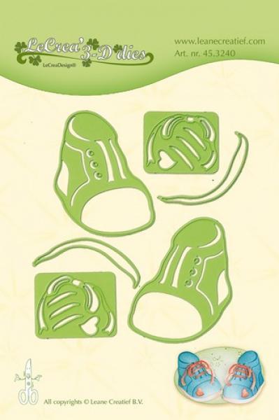 Lõiketera LeCrea - Lea'bilitie Baby shoes