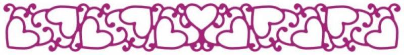 Cheery Lynn Designs Dies - Tangled Hearts