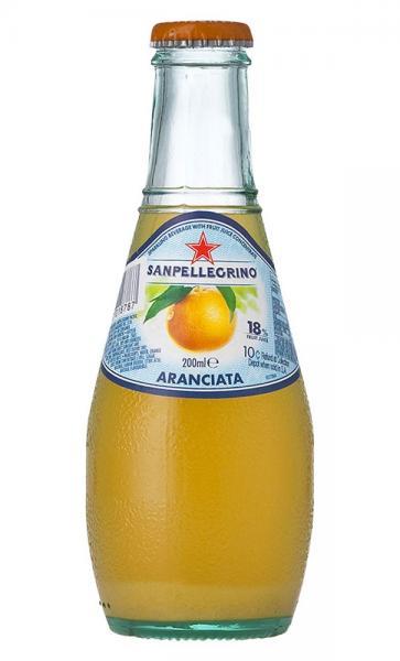 S.Pellegrino Aranciata limonaad 20cl
