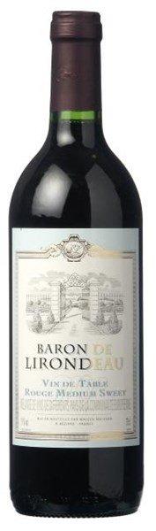 Baron De Lirondeau Rouge 75cl 10,5%