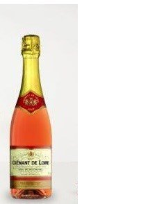 Cremant De Loire Duc De Bellerive Rose Brut 75cl 12%
