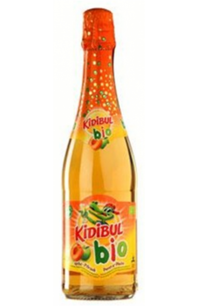 Kidibul Peache-Apple  75cl alkoholivaba