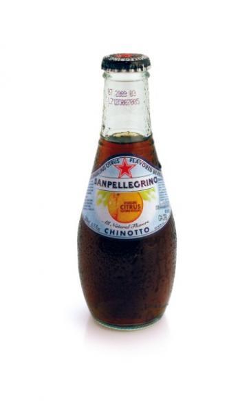 S.Pellegrino Chinotto 20cl (klaaspudel)