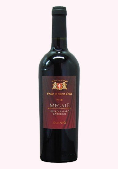 Tinazzi Megale Negroamoro Salento Igt.2014 75cl 14%