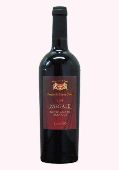 Tinazzi Megale Negroamoro Salento Igt.2014 75cl 14%