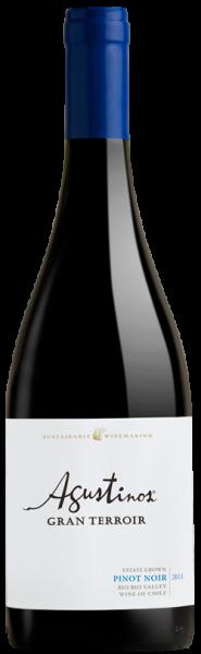Agustinos Pinot Noir Reserva 2014 75cl 13,5%