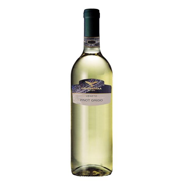 Campagnola Pinot Grigio Venezie Organic Wine Igt 2014 75cl 12%
