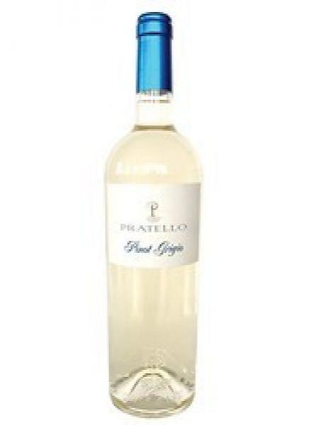 Pratello Pinot Grigio  75cl 13%