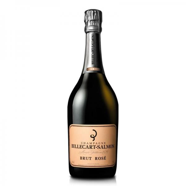 Billecart Salmon Brut Rose 12% 75cl