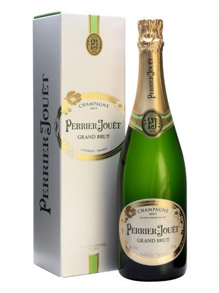Perrier Jouet Grand Brut Champagne 75cl 12% karbis