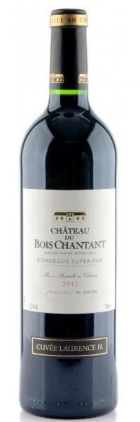 Chateau du Bois Chantant Bordeaux Superieur 75cl 12,5%
