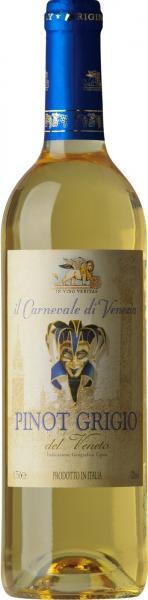 IL Carnevale di Venezia Pinot Grigio del Veneto 75cl 12%
