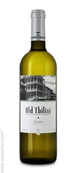 Old Tbilisi Alazani Semi Sweet White 75cl 11,5%
