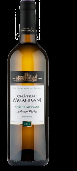 Mukhrani Goruli Mtsvane Dry White 75cl 12,5%