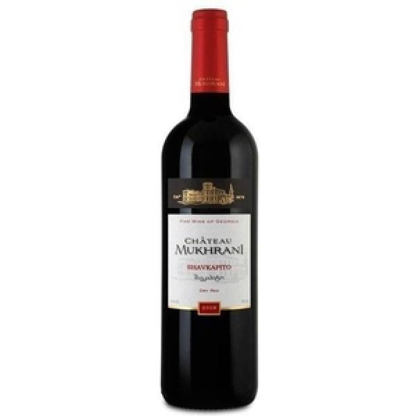 Mukhrani Shavkapito Dry Red Wine 75cl 12%