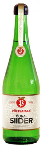 Põltsamaa Õunasiider 75cl  4,5%