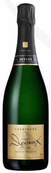 Devaux Grande Reserve Champagne 12% 37,5cl