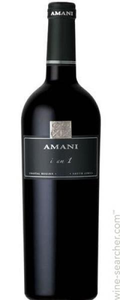 Amani I am  75cl 15,5%