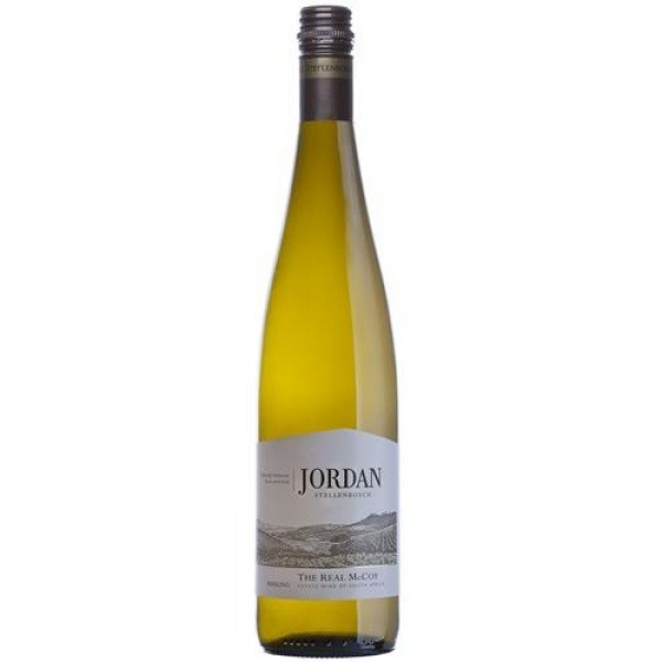 Jordan, The Real McCoy Riesling 75cl 12,5%