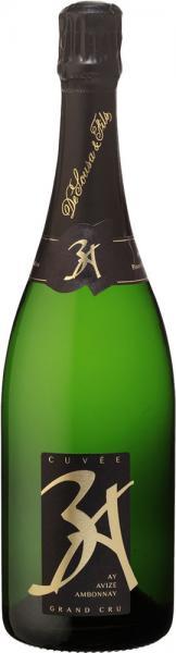 Champagne de Sousa Bio Cuvee 3A Cr.Cru Ex.Brut 75cl 12,5%(karbis)