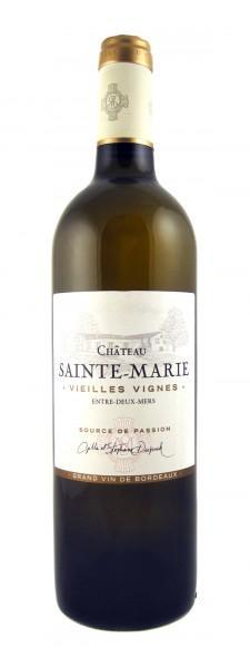Ch.Sainte Marie Entre Deux Mers AC 12,5% valge 75cl