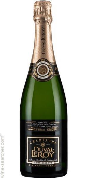 Champagne Duval-Leroy Brut Reserve 75cl 12%