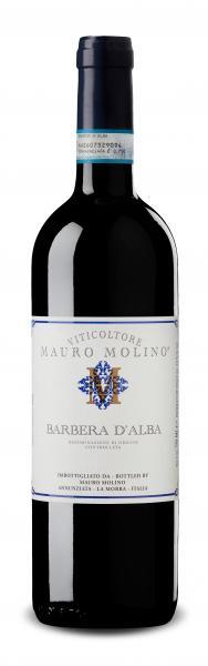 Mauro Molino Barbera D`Alba 0,75 cl, 13%