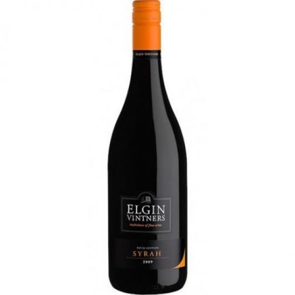 Elgin Vintners Syrah 75cl 15%