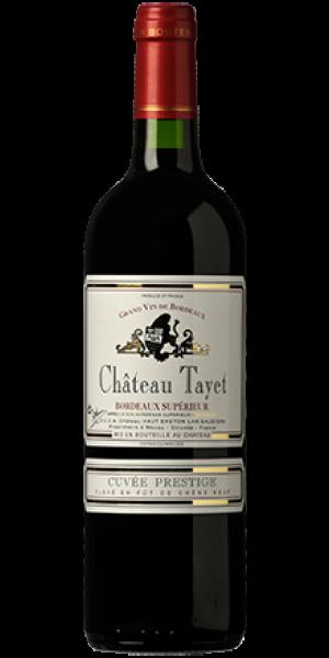 "Chateau Tayet ""Cuvee Prestige"" 75cl 14%"