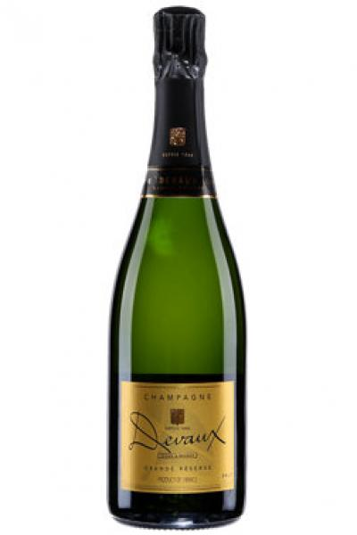 Devaux Grande Reserve Champagne 12% 75cl