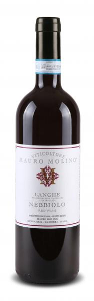 Mauro Molino Langhe Nebbiolo 14% 75cl