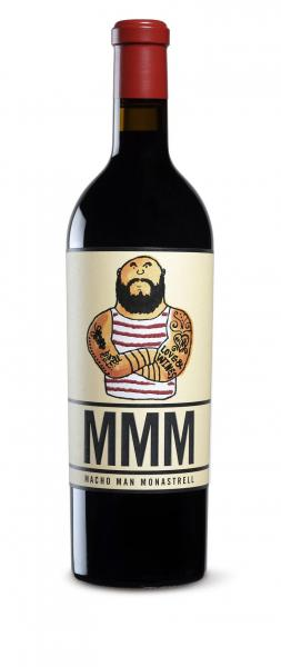 MACHO MAN MONASTRELL 2014